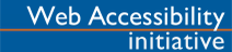 We Accesibility Initiative